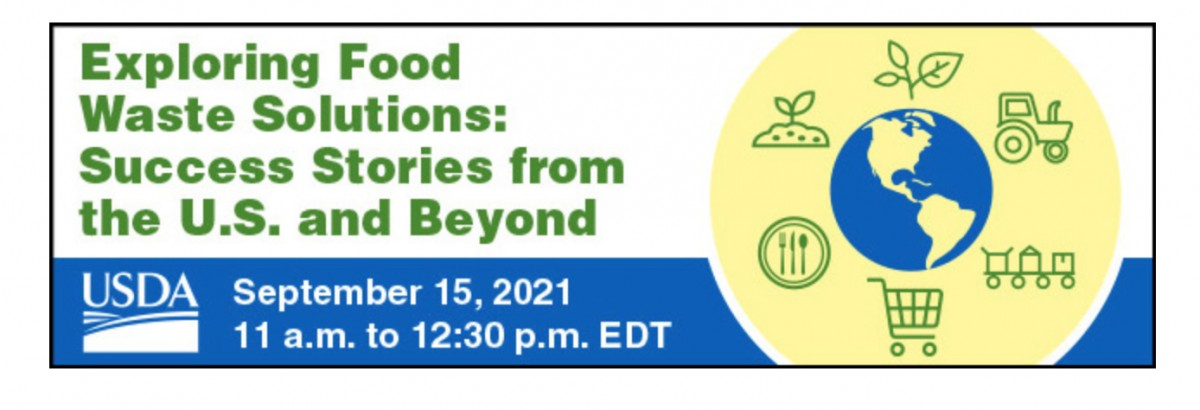"""出典:USDA """"Exploring Food Waste Solutions: Success Stories from the U.S. and Beyond"""