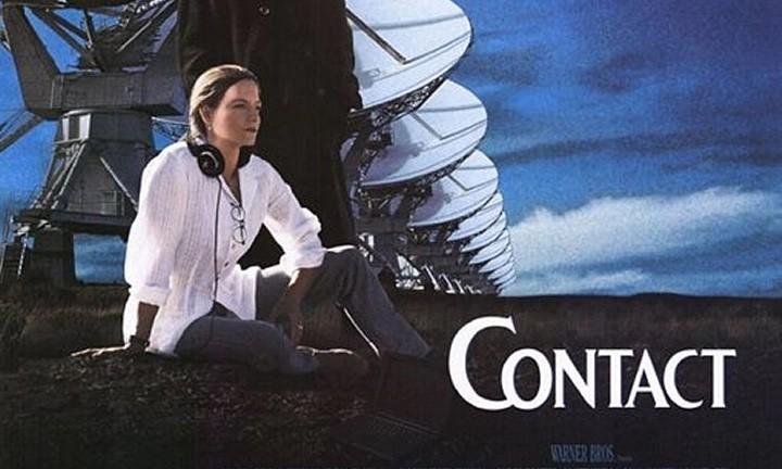 映画「コンタクト」 (1997)