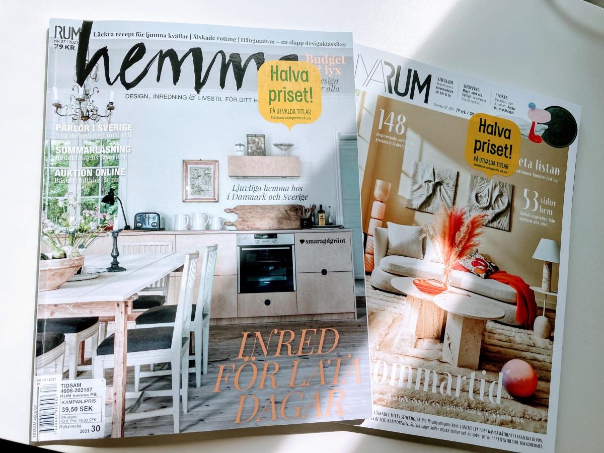 IT IS Mediaという出版社からでているRUMシリーズの雑誌を2冊買ってみた
