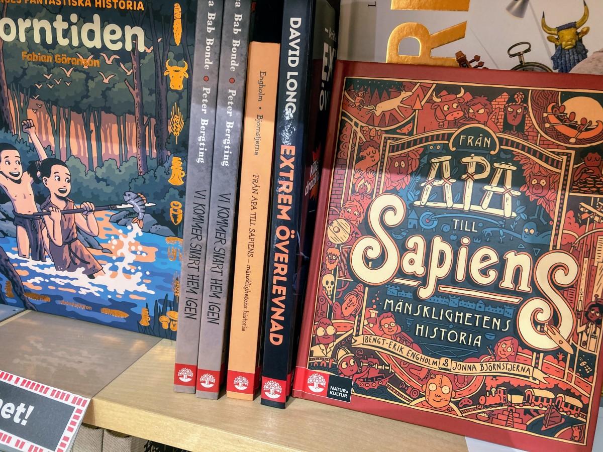 子ども向けの本ってどうしてみんなこんな面白そうなのか? 原題は「猿からサピエンスへ」